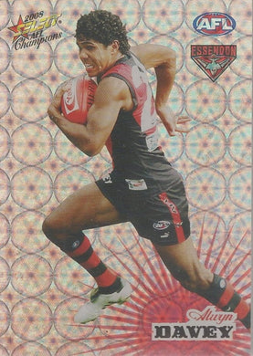 Essendon Bombers, Holofoil Team Set, 2008 Select AFL Champions