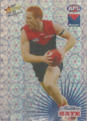 Melbourne Demons, Holofoil Team Set, 2008 Select AFL Champions