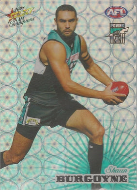 Port Adelaide Power, Holofoil Team Set, 2008 Select AFL Champions