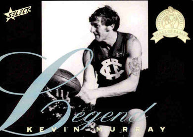 Kevin Murray, Hall of Fame Legend, 2012 Select Eternity AFL