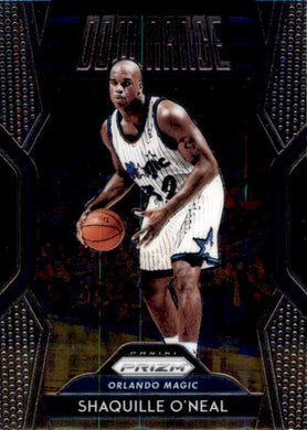 Shaquille O'Neal, Dominance, 2018-19 Panini Prizm Basketball NBA