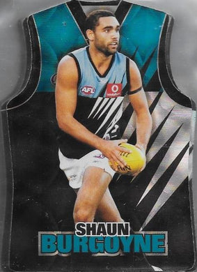 Port Adelaide Power, Guernsey Die-cut Team Set, 2009 Select AFL Champions