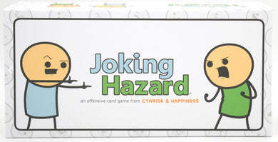 Joking Hazard Card Game by Cyanide & Happiness
