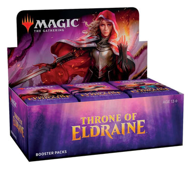 MAGIC: THE GATHERING Throne of Eldraine -  Booster Box