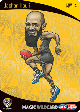 Bachar Houli, Magic Wildcard, 2020 Teamcoach AFL