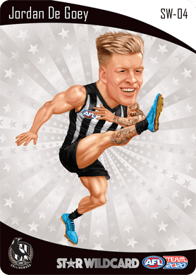 Jordan De Goey, Star Wildcard, 2020 Teamcoach AFL