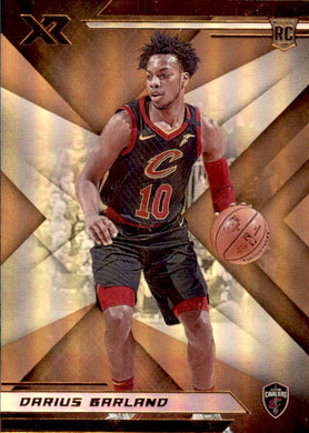 Darius Garland, RC, BRONZE, XR, 2019-20 Panini Chronicles NBA Basketball
