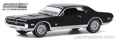 1968 Mercury Cougar GT-E 427, GL Muscle Series 23, 1:64 Diecast Vehicle