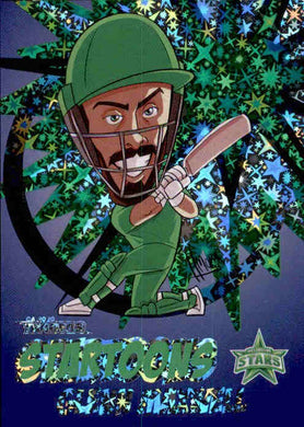 Glenn Maxwell, Blue Startoons, 2020-21 TLA Cricket Australia and BBL