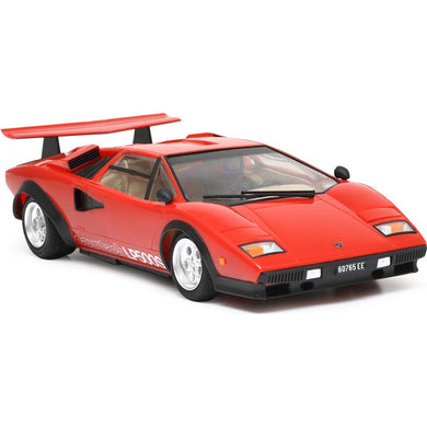 TAMIYA LAMBORGHINI COUNTACH LP500S RED PLATED 1:24 Scale Model Kit