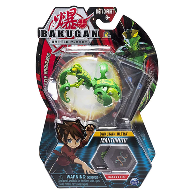 Bakugan Ultra, Battle Brawlers - Mantonoid