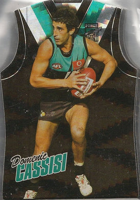 Port Adelaide Power, Guernsey Die-cut Team Set, 2010 Select AFL Champions