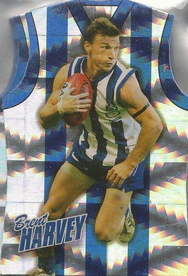 North Melbourne Kangaroos, Guernsey Die-cut Team Set, 2010 Select AFL Champions