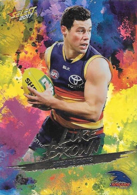 Adelaide Crows, Holo Foil Team Set, 2017 Select AFL Footy Stars