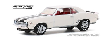 1969 Chevrolet Camaro Z/28, GL Muscle Series 23, 1:64 Diecast Vehicle