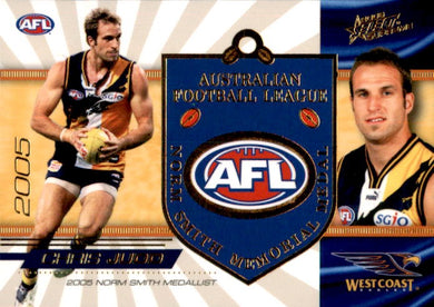 Chris Judd, Norm Smith Medal, 2006 Select AFL Supreme