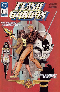 Flash Gordon #1 Comic