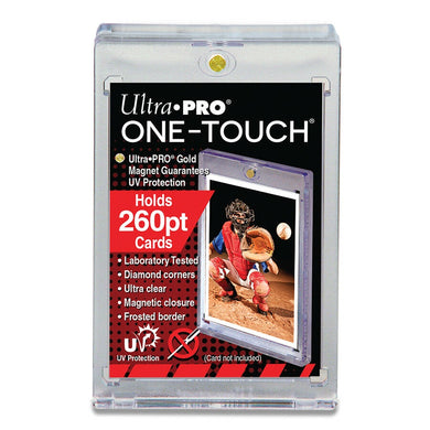 ULTRA PRO Specialty Holders - 260PT - UV One Touch w/Magnetic Closure