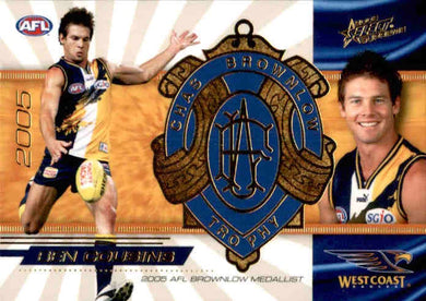 Ben Cousins, Brownlow Medal, 2006 Select AFL Supreme