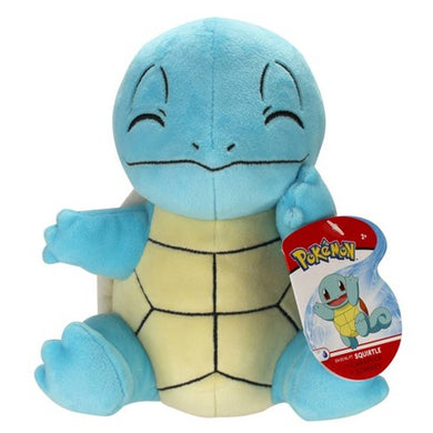 Squirtle - 8 inch Pokemon Plush