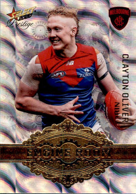 Clayton Oliver, Engine Room, 2020 Select AFL PRESTIGE Footy Stars