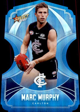 Marc Murphy, Ice Blue Diecuts, 2020 Select AFL Footy Stars