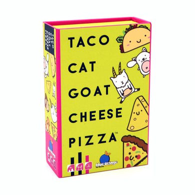 Taco Cat Goat Cheese Pizza Bigger Box