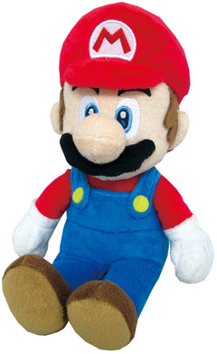 Super Mario Bros 10 inch Plush Mario