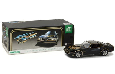 Smokey & The Bandit 1977 Pontiac Firebird Trans Am, 1:18 Diecast Vehicle