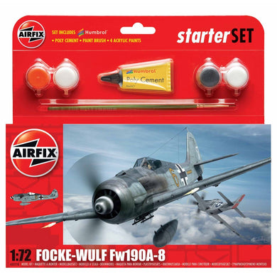 AIRFIX FOCKE WULF FW190A Model Kit