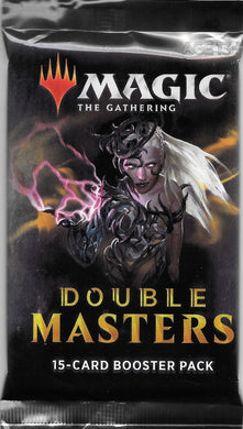 MAGIC: THE GATHERING Double Masters - Draft Booster Pack