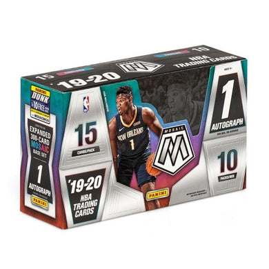 2019-20 Panini Mosaic Basketball Hobby Box