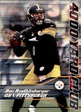 Ben Roethlisberger, 4000 Yard Club, 2014 Topps Football NFL