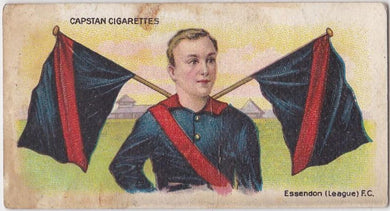 1913 Capstan Cigarettes, Football Colours and Flags, Essendon (league) FC