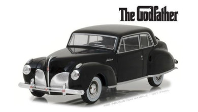 The Godfather (1972) - 1941 Lincoln Continental, 1:43 Diecast Vehicle