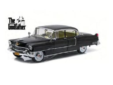 The Godfather - 1955 Cadillac Fleetwood Series 60, 1:43 Diecast Vehicle