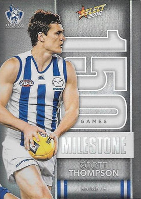 Scott Thompson, 150 Games Milestone, 2016 Select AFL Footy Stars
