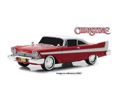 Evil Christine (1983) 1958 Plymouth Fury, 1:24 Diecast Vehicle