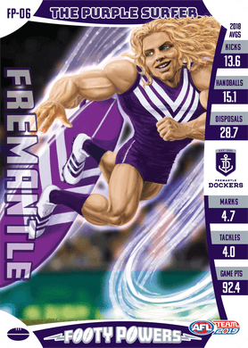 Nat Fyfe, Footy Powers, 2019 Teamcoach AFL