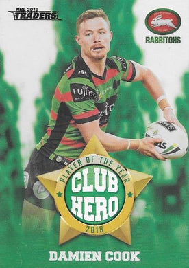 Damien Cook, Club Hero, 2019 TLA/ESP Traders NRL
