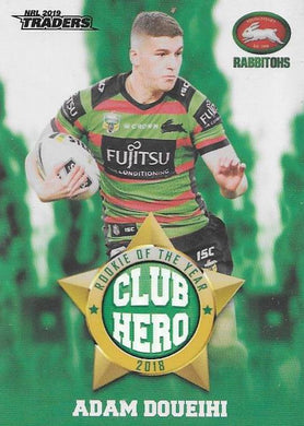 Adam Doueihi, Club Hero, 2019 TLA/ESP Traders NRL