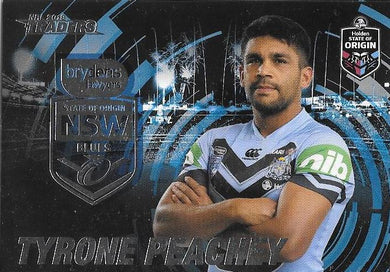 Tyrone Peachey, Origin, 2019 TLA/ESP Traders NRL