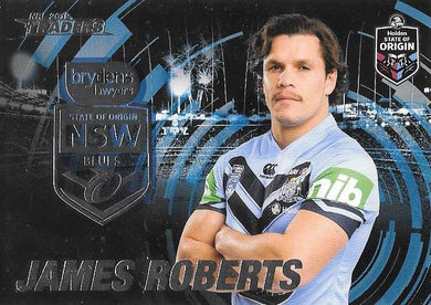 James Roberts, Origin, 2019 TLA/ESP Traders NRL