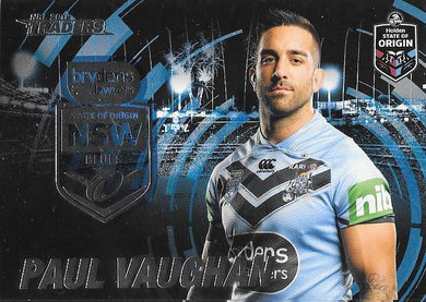 Paul Vaughan, Origin, 2019 TLA/ESP Traders NRL