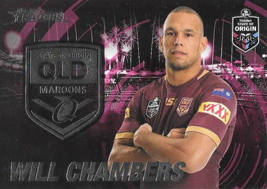 Will Chambers, Origin, 2019 TLA/ESP Traders NRL