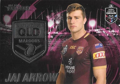 Jai Arrow, Origin, 2019 TLA/ESP Traders NRL