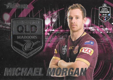 Michael Morgan, Origin, 2019 TLA/ESP Traders NRL
