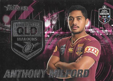 Anthony Milford, Origin, 2019 TLA/ESP Traders NRL