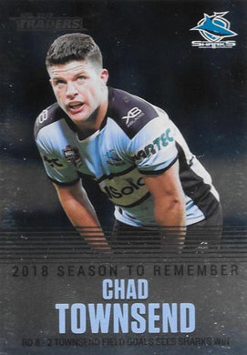 Chad Townsend, Season to Remember, 2019 TLA/ESP Traders NRL