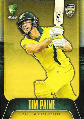 2018-19 TapnPlay BBL CA Cricket Parallel Set